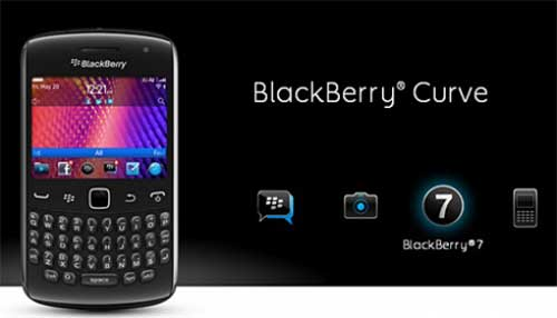 Harga BlackBerry Curve 9360