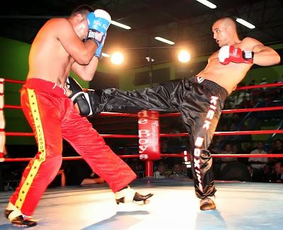 artes marciales y competencia