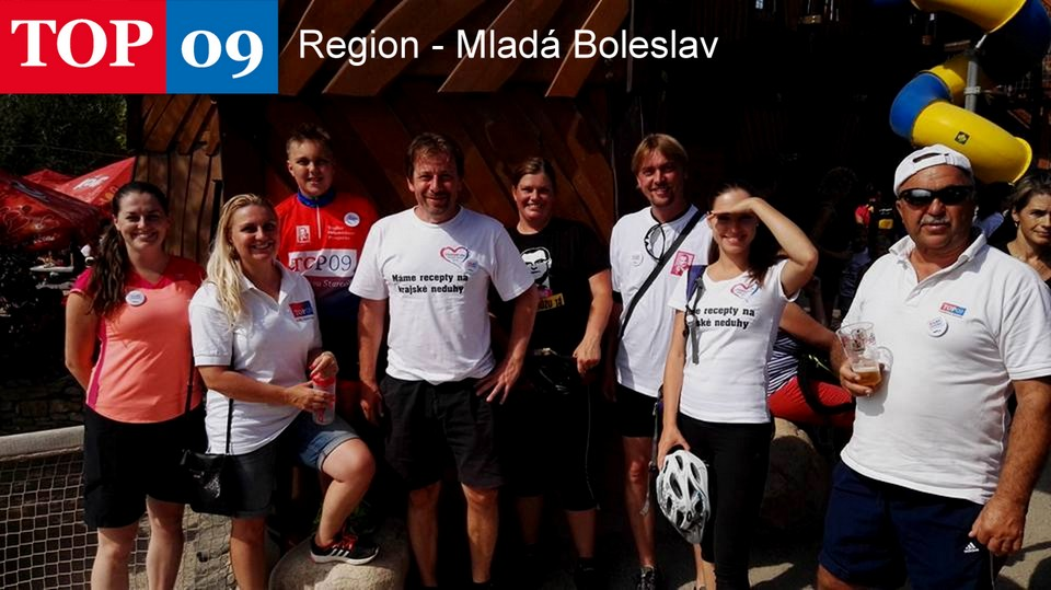 TOP 09 - region Mladá Boleslav