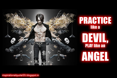 angel and devil quotes - photo #34