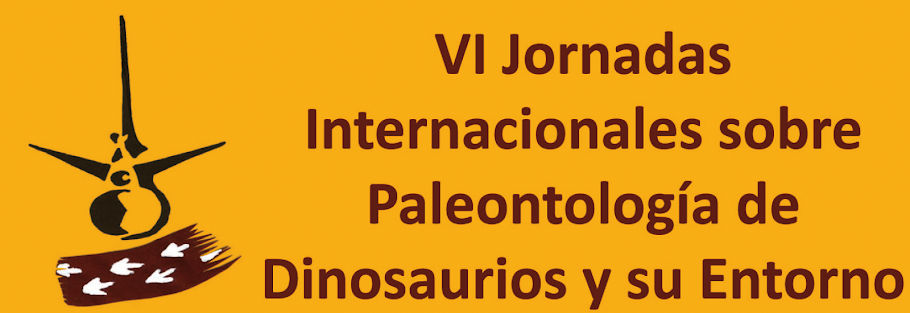 VI Jornadas Internacionales sobre Paleontología de Dinosaurios