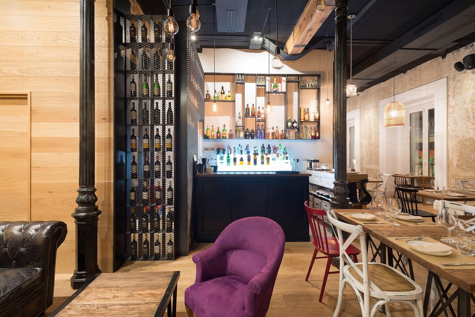 Diario del Buen Lifestyle: Serafina Cocina Bar