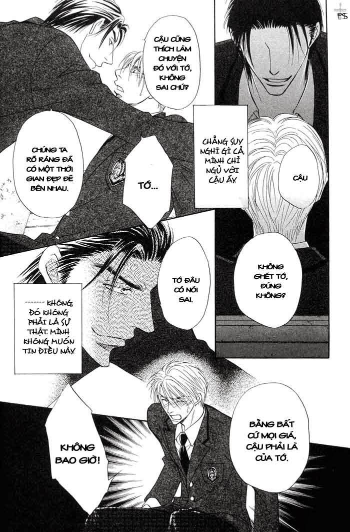 Renai Kyoutei Nukegake Nashi Chapter 3 - Trang 34