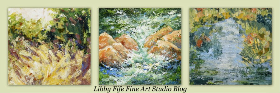 Creative Endeavors: Libby Fife's Studio Blog