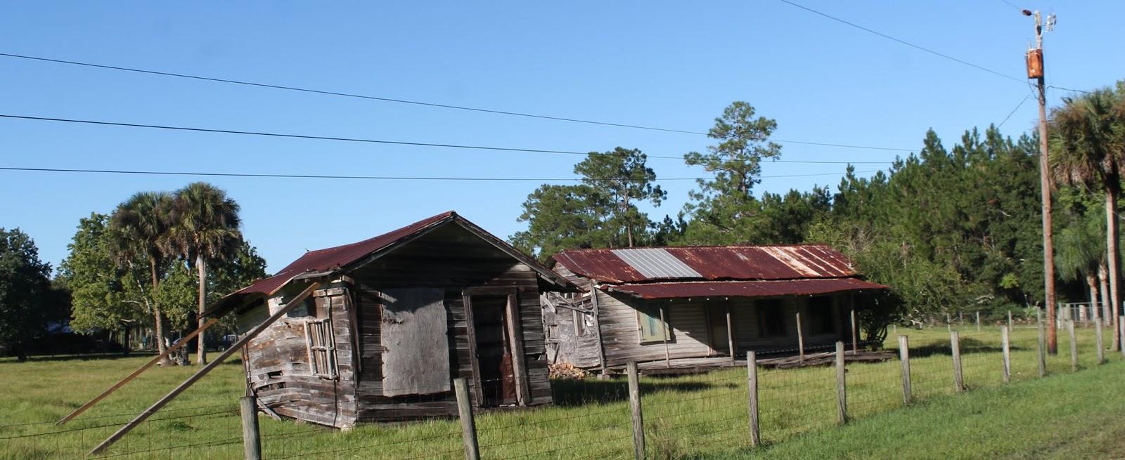 Ruinas en Maytown