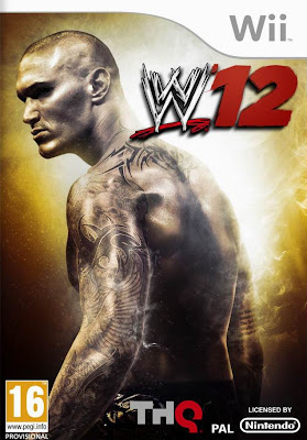 WWE 12 MULTI5 wii
