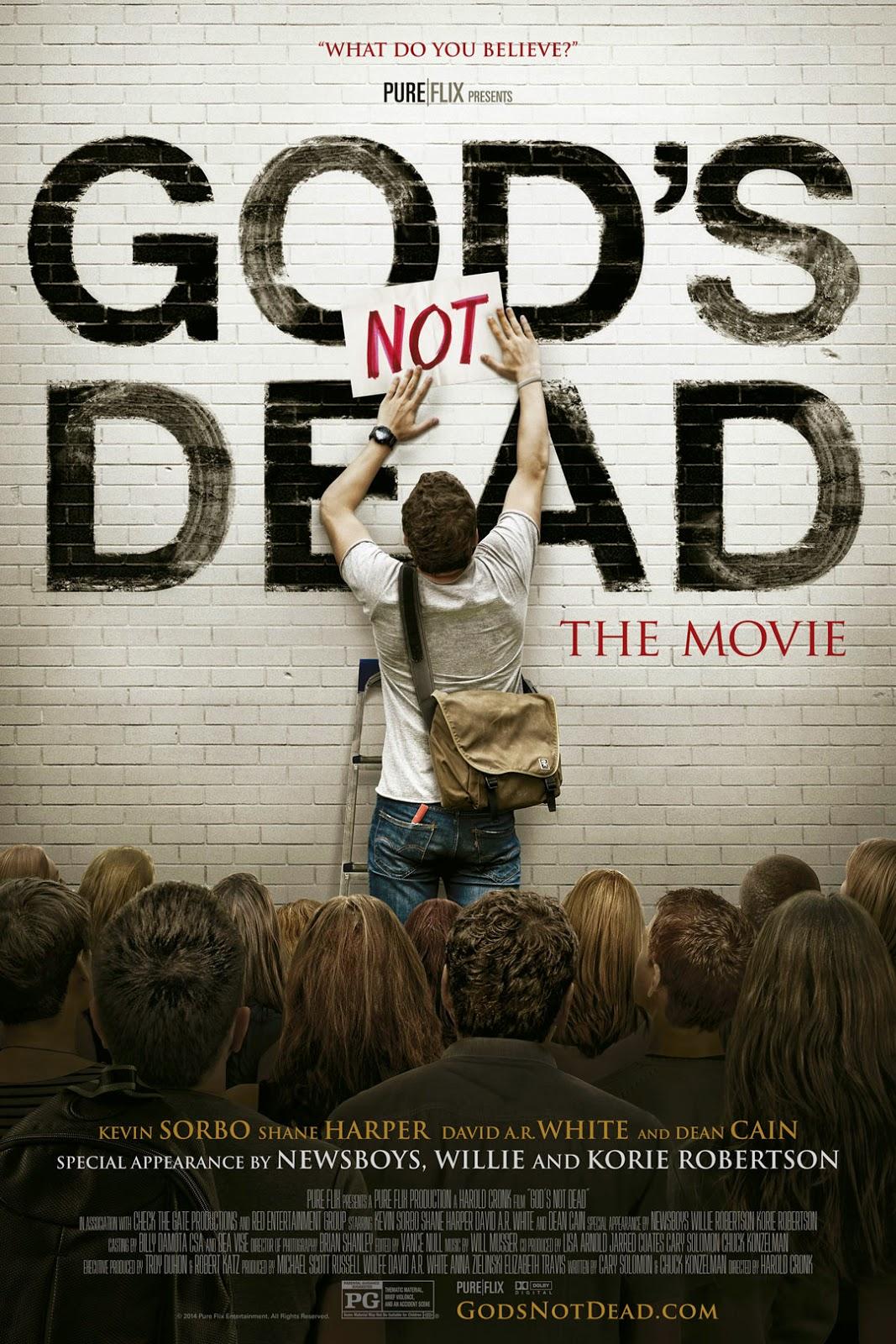 Deus Não Está Morto Download