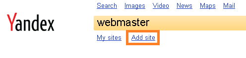 cara submit blog ke yandex webmaster
