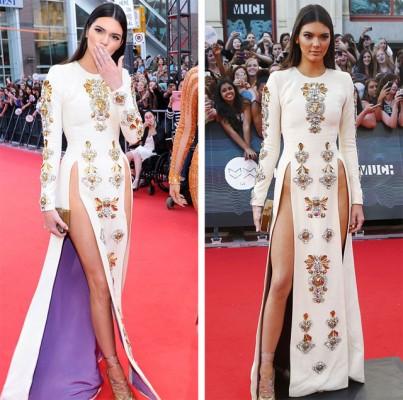 Foto Kendall Jenner Super Seksi Tanpa Celana Dalam