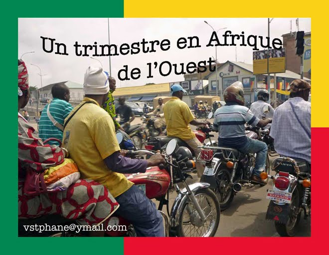 Un trimestre en Afrique de l&#39;Ouest