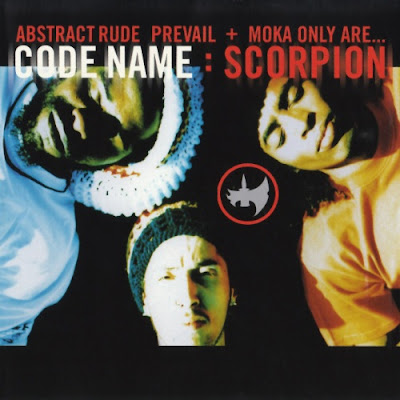 Abstract Rude, Prevail & Moka Only – Code Name: Scorpion (CD) (2001) (FLAC + 320 kbps)