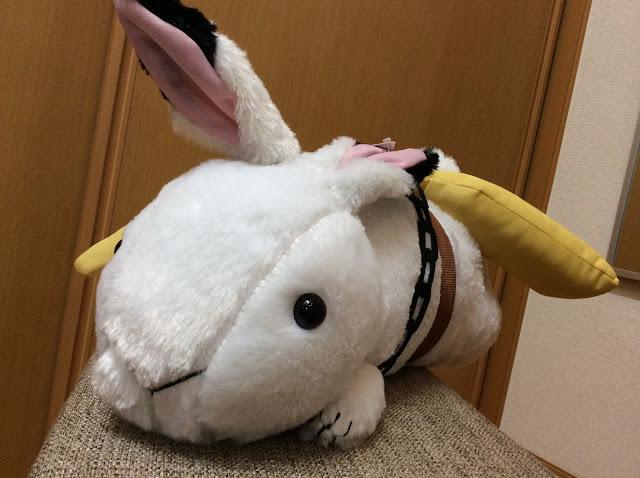 【プライズレビュー】鬼灯の冷徹 芥子ちゃんねそべりぬいぐるみ【タイトー】