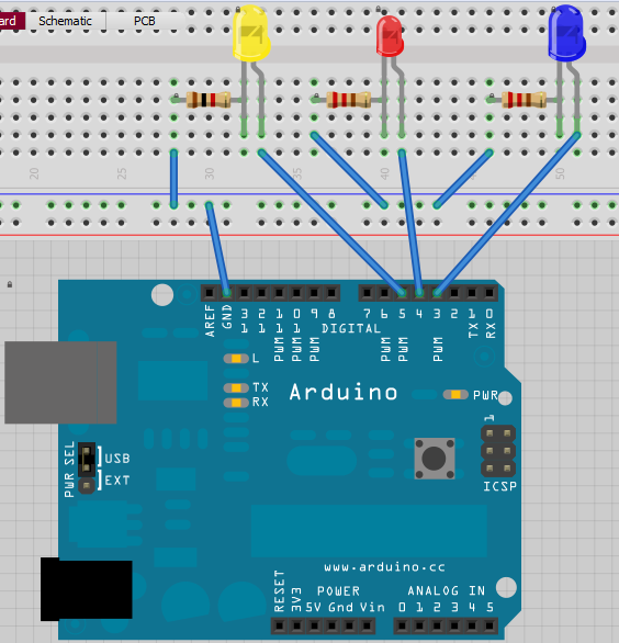 Creat tricks beyond the limit of imagination arduino