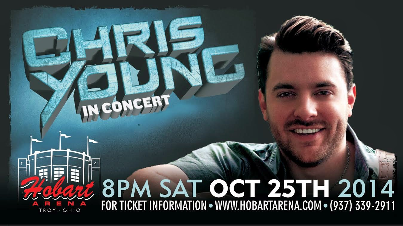 Hobart Chris Young Oct 25