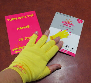 win 1 of 4 pairs of Happy Hands Glove Giveaway - Ends Oct. 21st