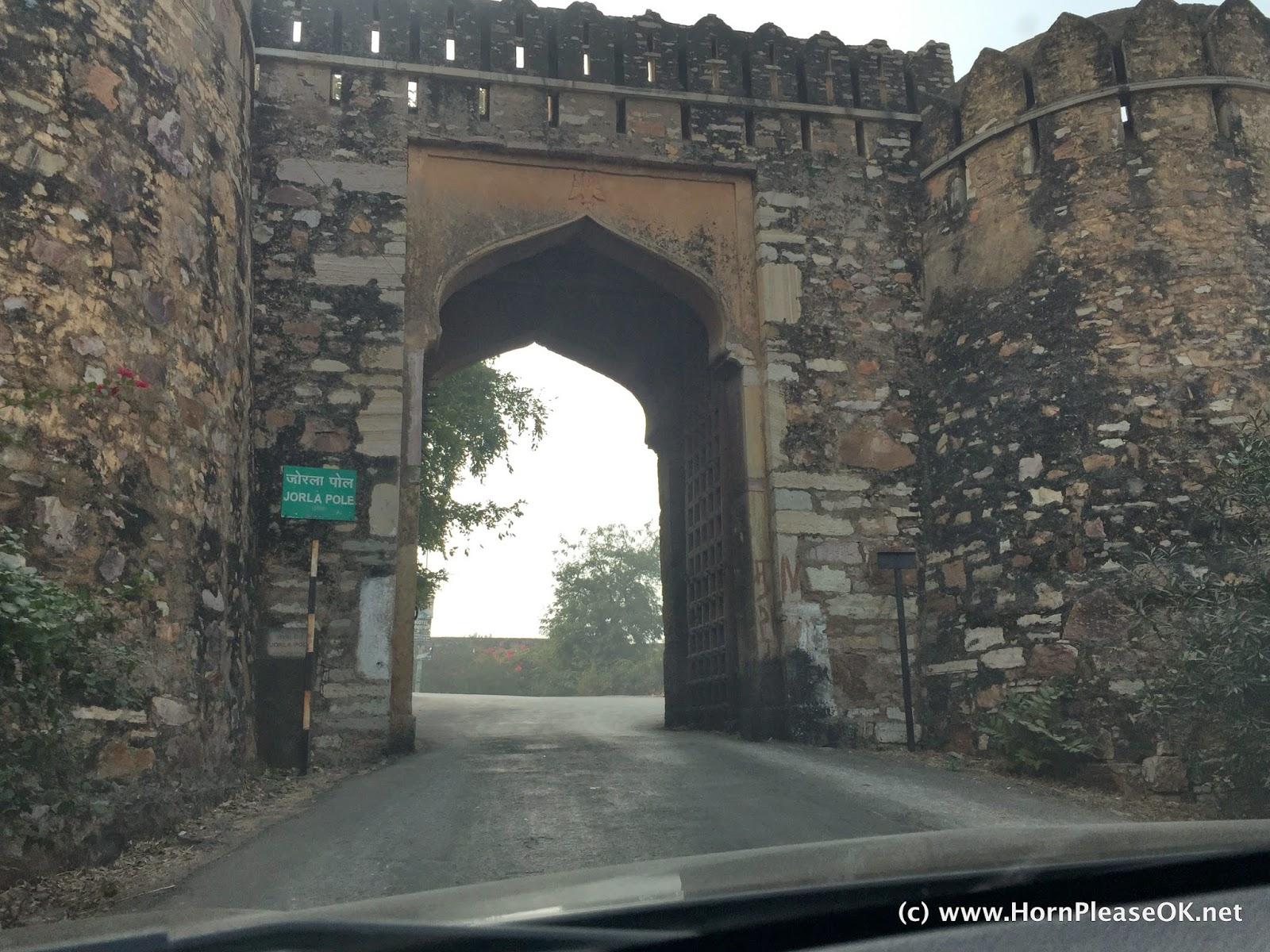 Jorla Pol, Chittorgarh Fort