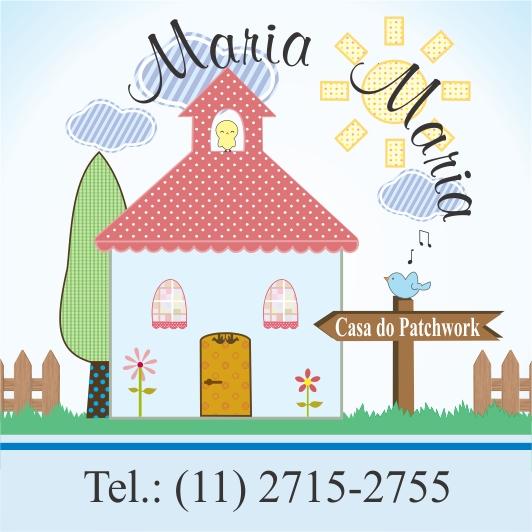 Maria maria casa do patchwork - Casas de patchwork ...