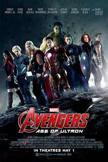 Los Vengadores 2: La Era de Ultrón Poster