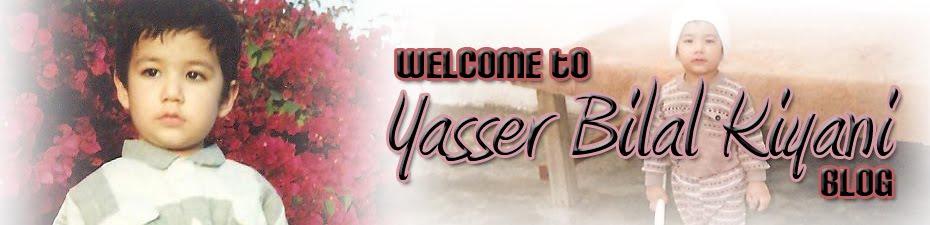 Yasser Bilal Kiyani