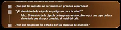 nespresso+aluminio Nespresso: contaminación, monopolio, explotación y... ¿aluminio?