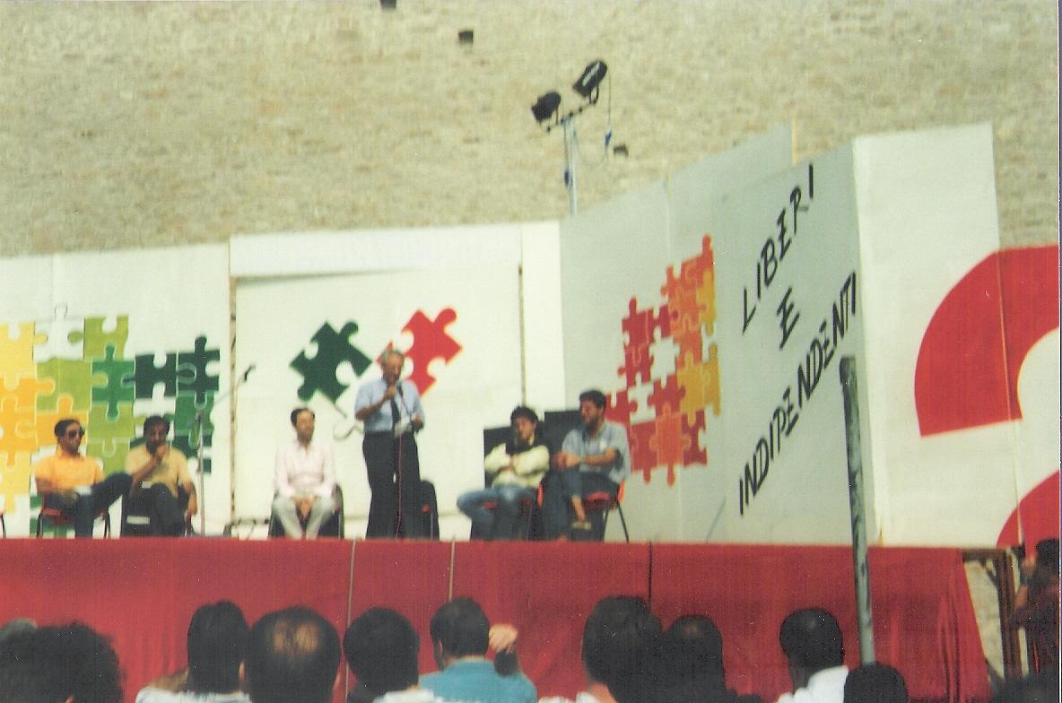 Assisi luglio 1990 for Planimetrie di 2000 piedi quadrati una storia