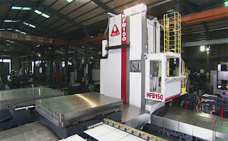 Bed or Manufacturing Type Milling Machine