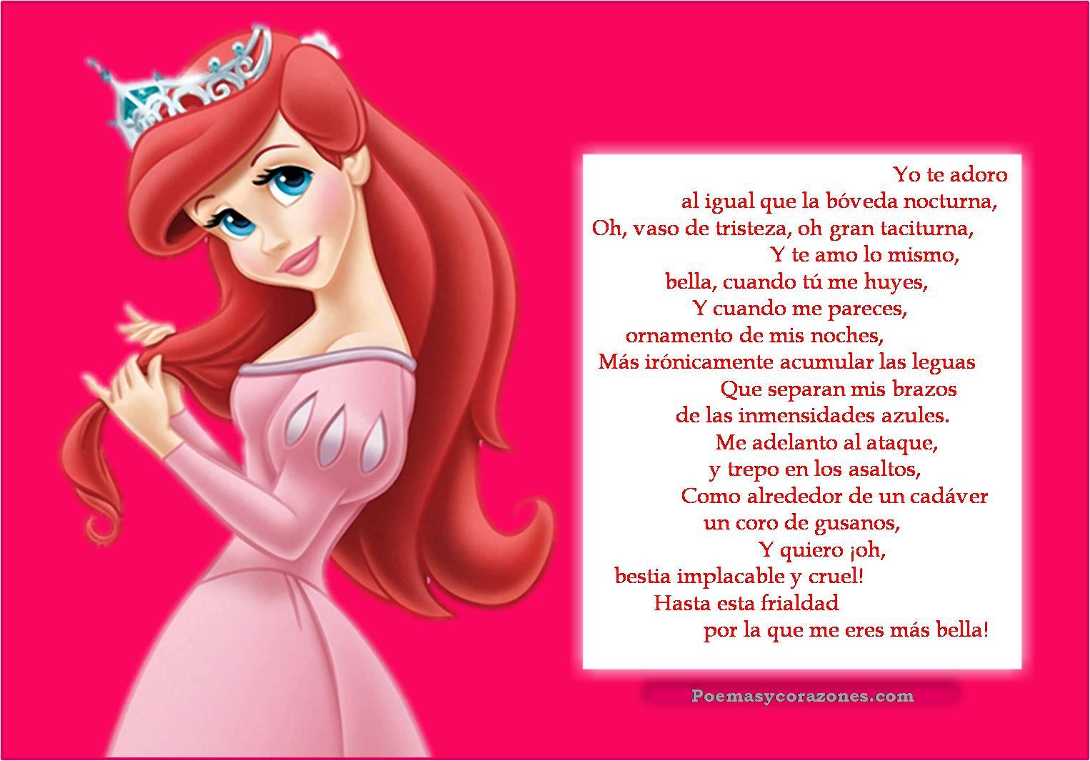 Versos de Amor | ♥ Lo que mi corazon dice - yessicaluah.com
