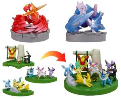 Pokemon Figure Zukan BW Movie 16 ver TTA