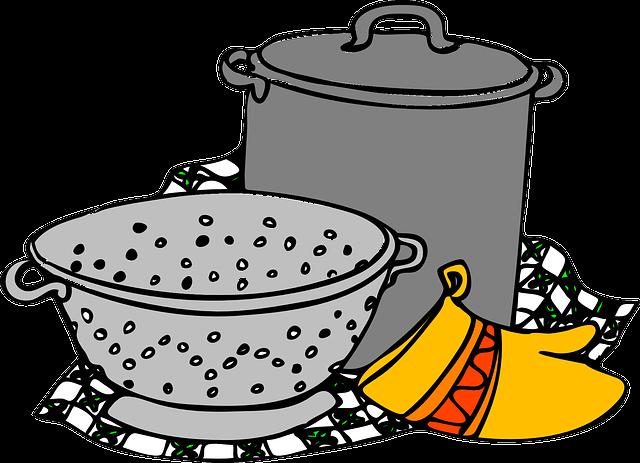 Słówko na poniedziałek: les ustensiles de cuisine