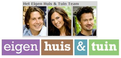 Expecting 2012 november 2012 for Eigen huis en tuin logo