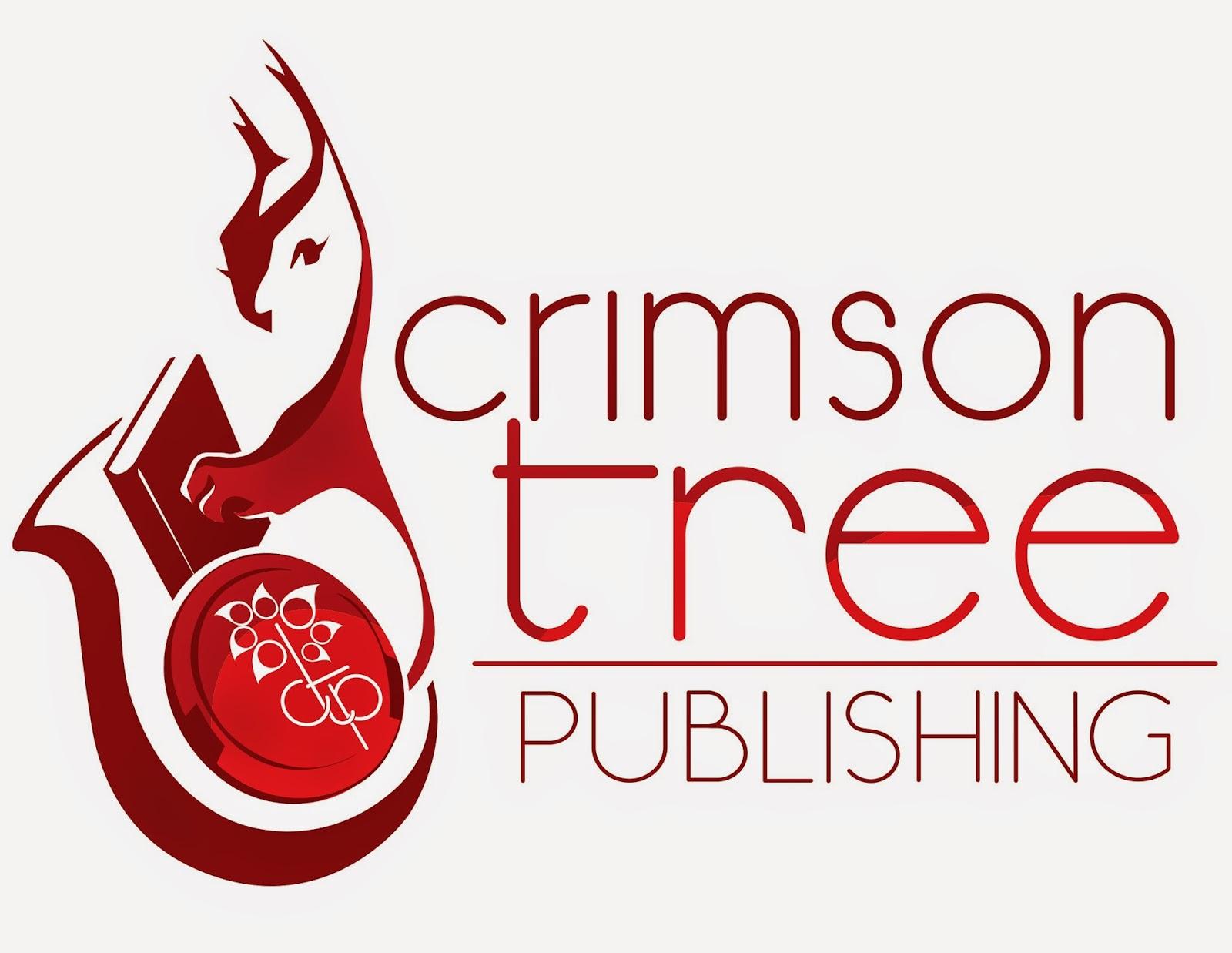 CrimsonTree Logo Single - A Book is Born!