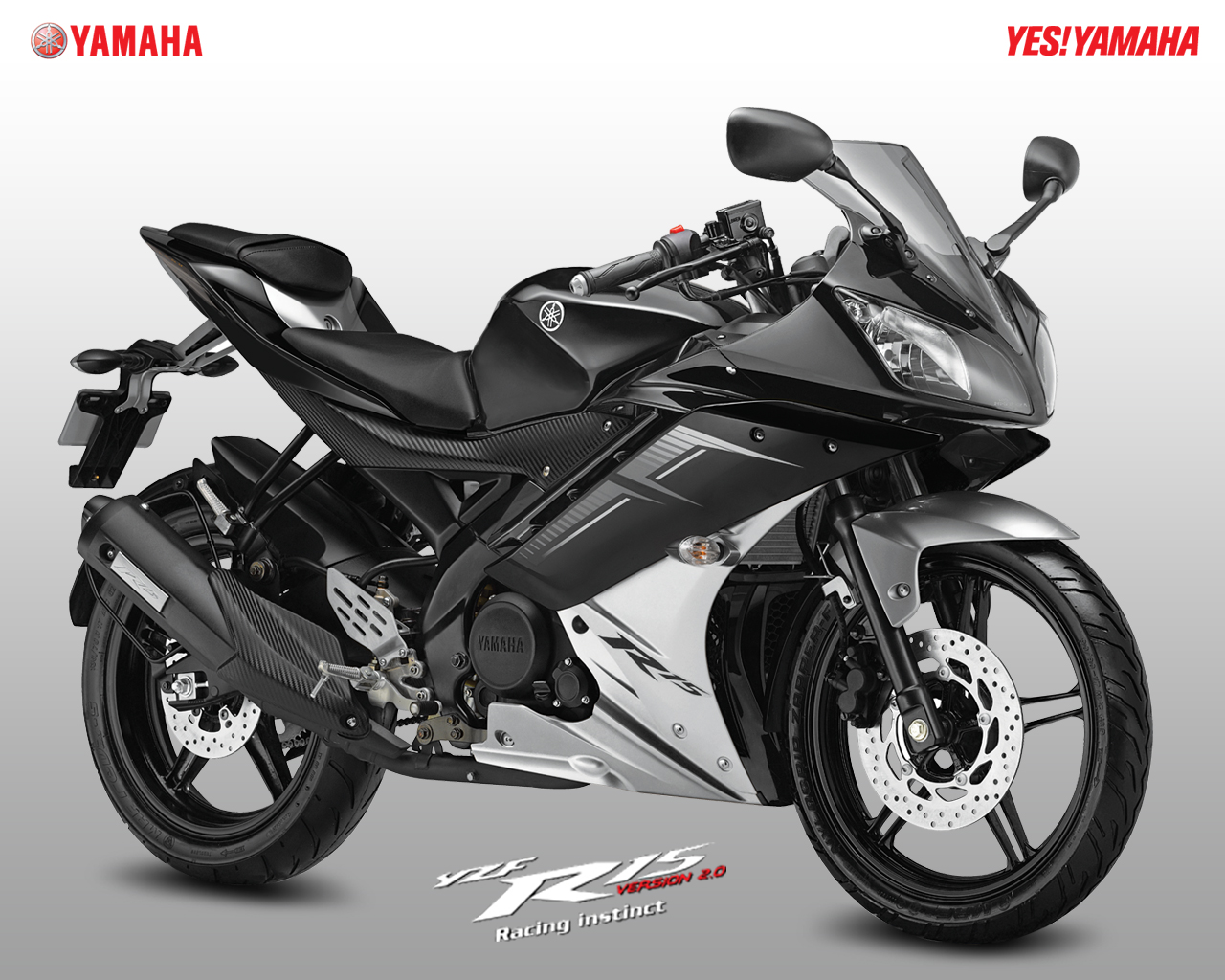 2013 Yamaha R15   New Colors   Yamaha YZF R15 Version 2 0