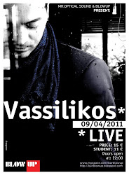 VASSILIKOS LIVE AT BLOW UP