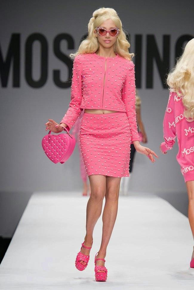 Moschino Barbie Stylemayvin