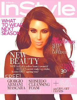 Kim Kardashian Covers InStyle, Still Believes in Love