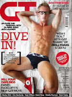 olympic diver jack laugher for gay times magazine