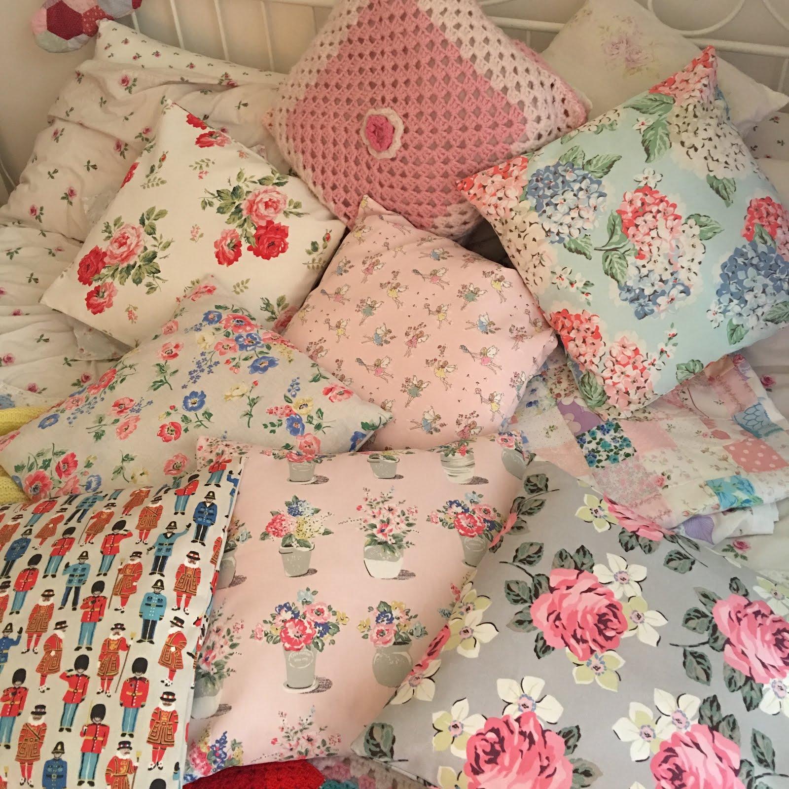 Cath kidston Fabric Cushions