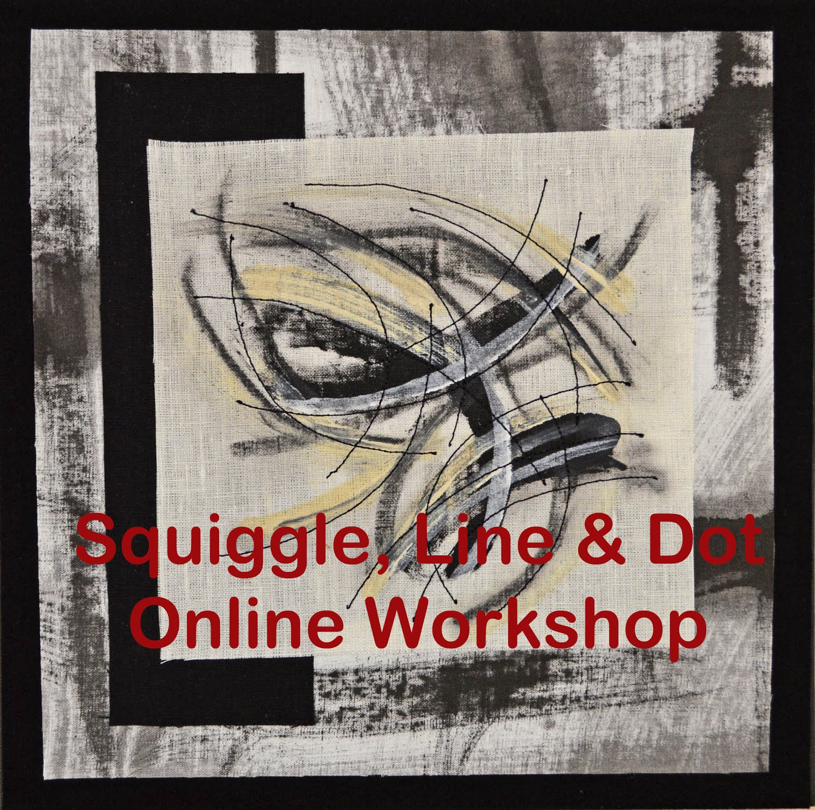 Squiggle, Line & Dot Online Workshop
