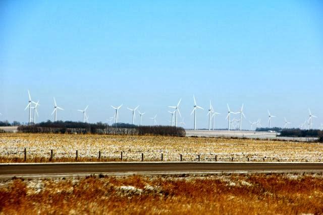 Southwestern Minnesota Wind farm