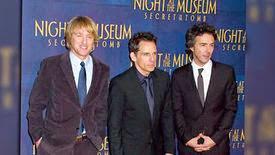 Ben Stiller, Owen Wilson et Susan Schneider rendent hommage à Robin Williams