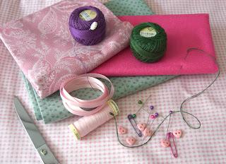Pincushion Materials