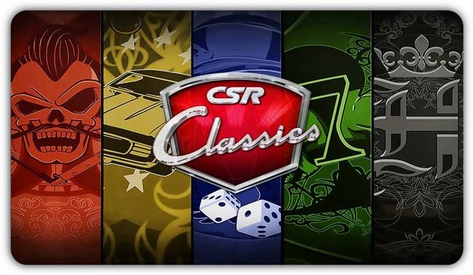 CSR Classics Unlimited Money