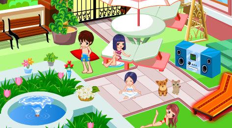 Juegos de hacer casas - Juego de crear casas y decorarlas ...