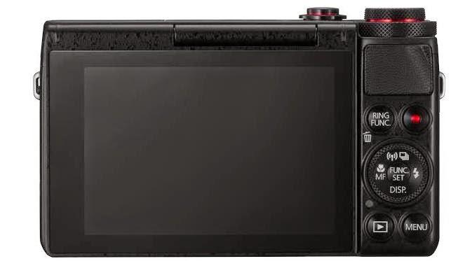 Spesifikasi Canon PowerShot G7X