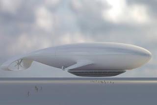 Manned Cloud: Ένα ιπτάμενο ξενοδοχείο!