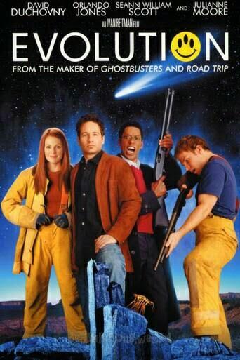 Sinopsis film Evolution (2001)