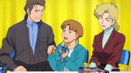 [ Info-Anime ] 7 Ibu Terbaik Dari Seri Gundam Menurut Survey Gundam.Info