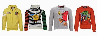 Kidsville boys' sweatshirt