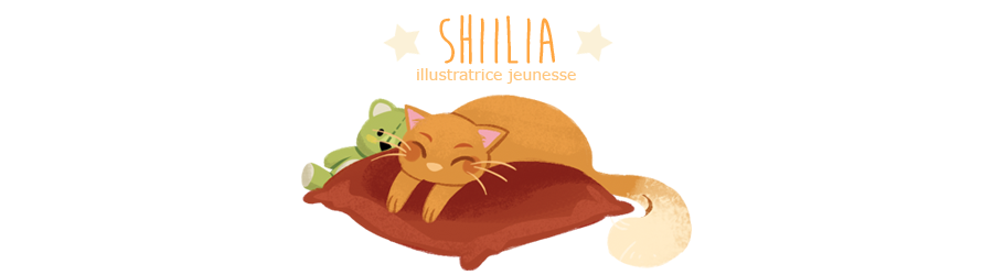 Shiilia - illustratrice