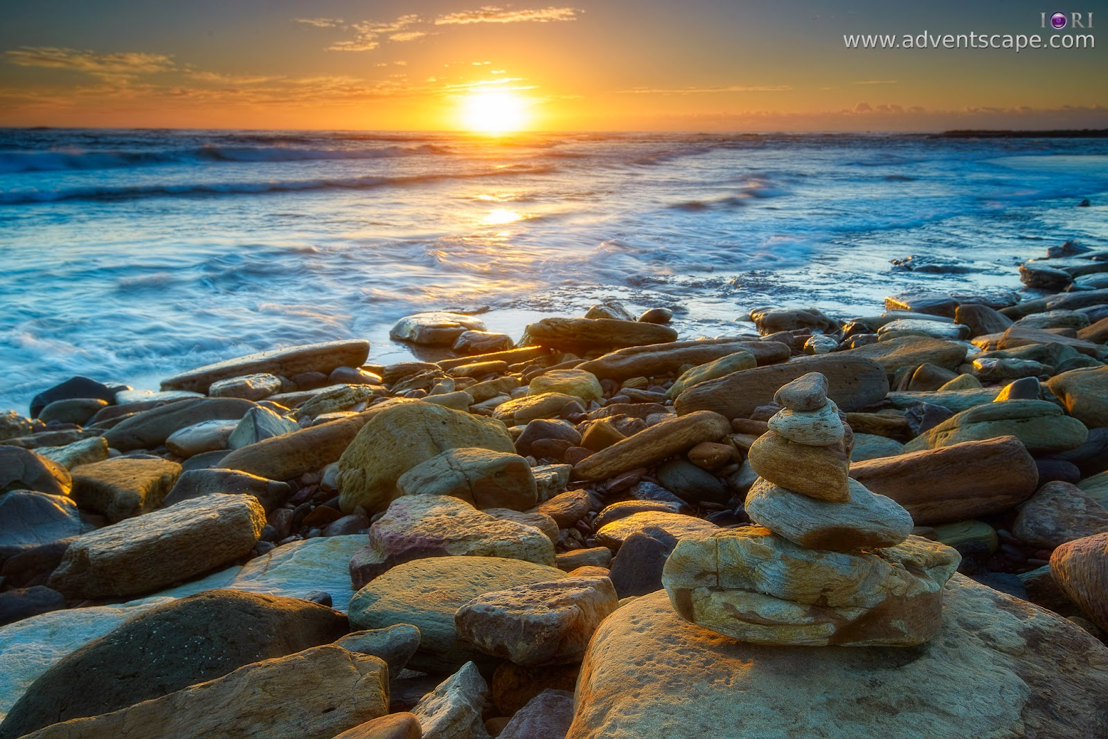Philip AVellana, iori, adventscape, Australian Landscape Photographer, Collaroy, Long Reef, reserve, NSW, New South Wales, Northern Beaches, sunrise, golden hour, tasman sea, Australia